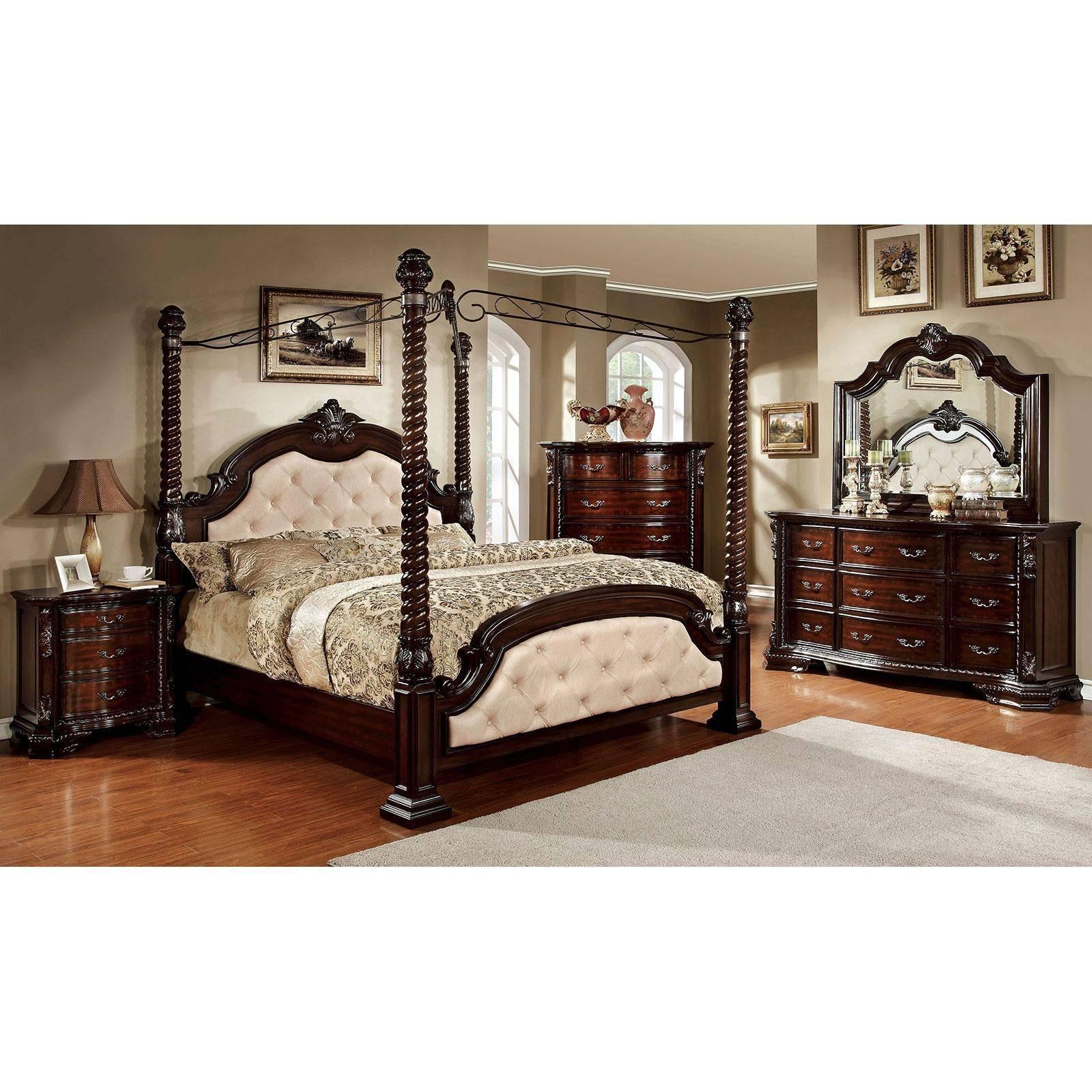buy furniture of america monte vista i california king