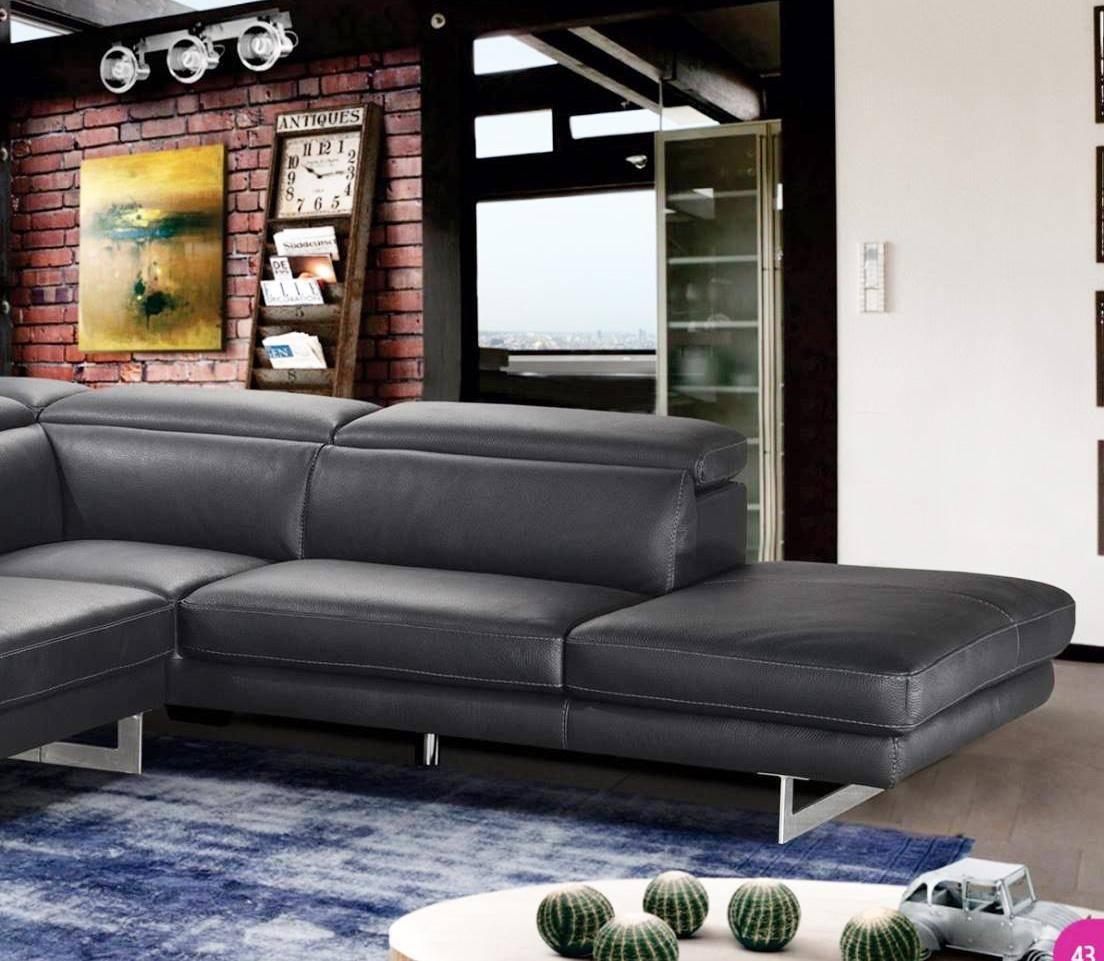 - Buy VIG Accenti Italia Lazio Sectional Sofa Left Hand Chase In