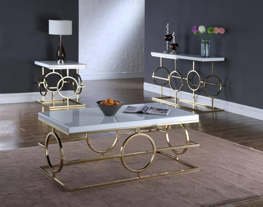 Meridian Brooke Set Coffee Table