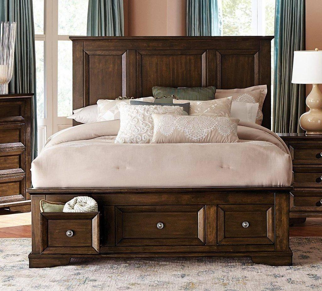buy homelegance eunice 1844kdc1ck california king storage