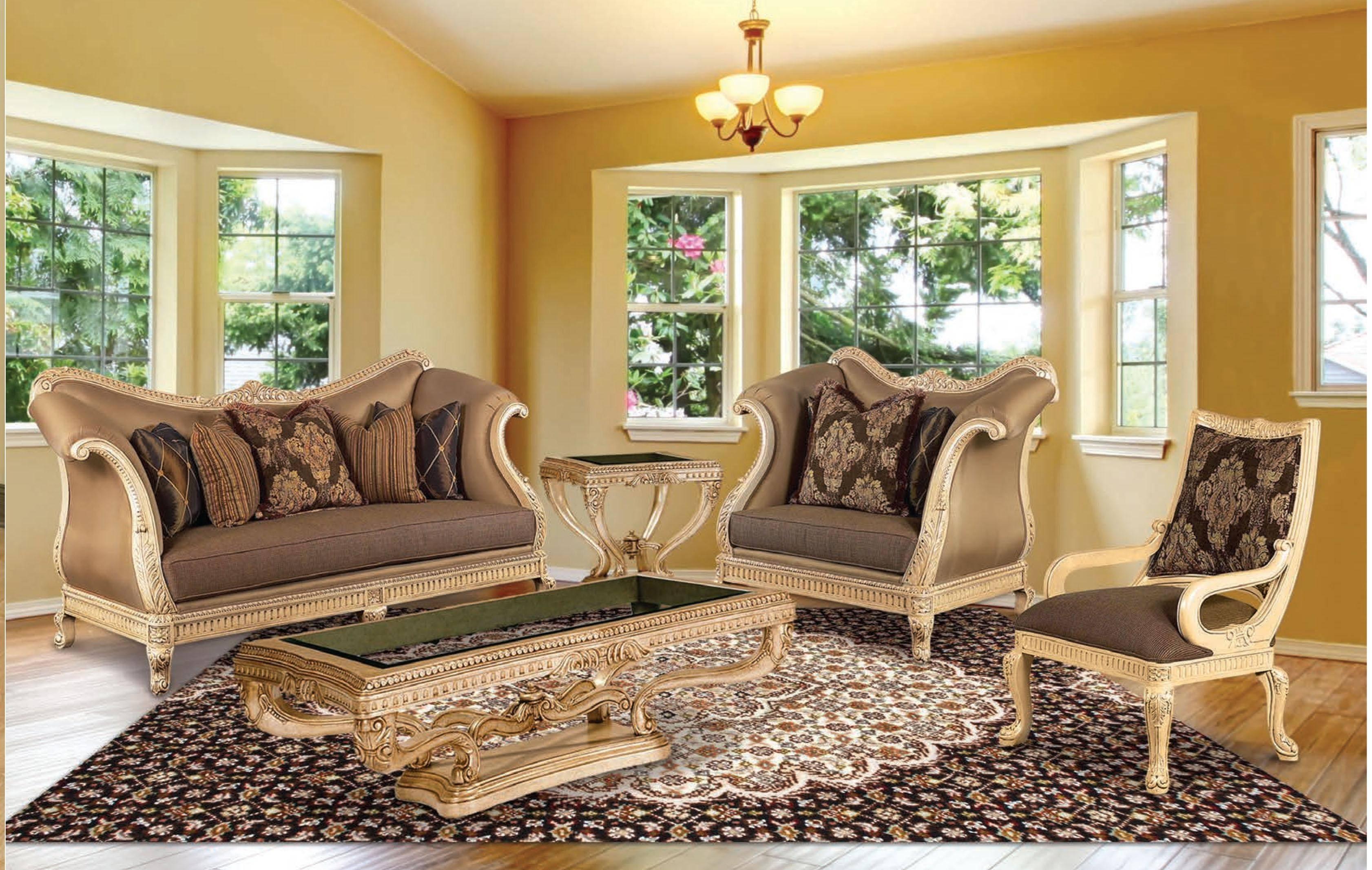Benetti S Riminni Living Room Set 3
