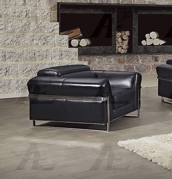 Pleasant American Eagle Ek012 Bk Sofa Loveseat And Chair Set 3 Pcs In Black Italian Leather Ibusinesslaw Wood Chair Design Ideas Ibusinesslaworg