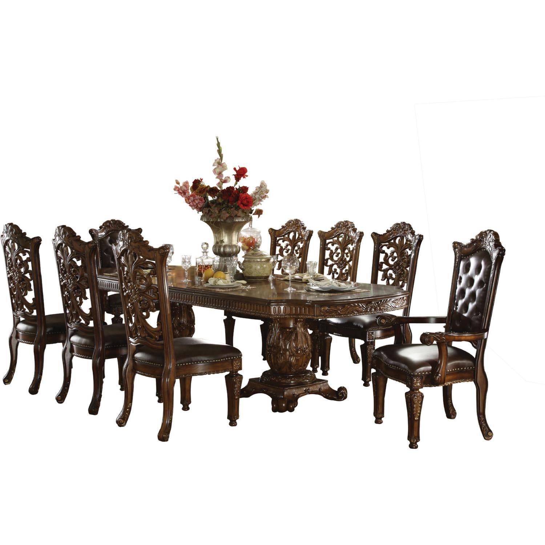 Acme Vendome 60000 Dining Table Set, Vendome Dining Room Set
