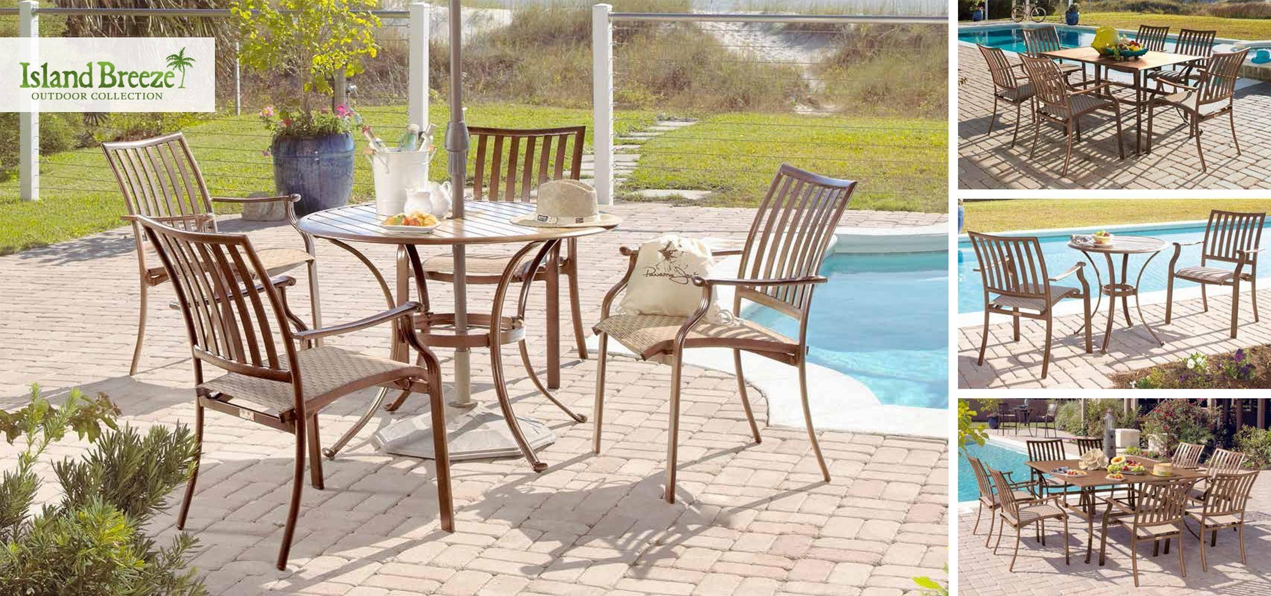Buy Panama Jack Island Breeze Outdoor Chair in Espresso online